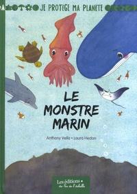 Anthony Vella et Laura Hedon - Le monstre marin.