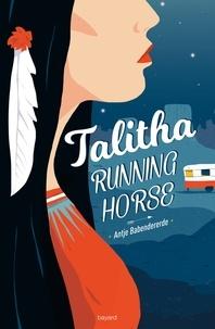 Antje Babendererde - Talitha running horse.