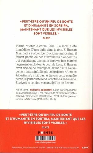 Les invisibles. Une enquête en Corse