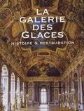 Antoine Amarger - La galerie des Glaces - Histoire et restauration.