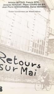 Antoine Artous et Francis Sitel - Retours sur mai.