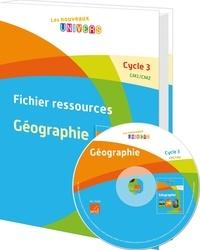 Antoine Auger et Emmanuel Guimberteau - Géographie cycle 3 CM1/CM2.