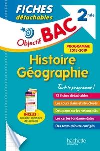 Antoine Auger - Histoire-Géographie 2nde.