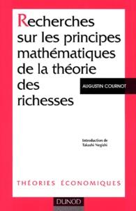 Antoine-Augustin Cournot - .