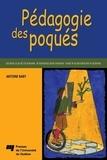 Antoine Baby - Pédagogie des poqués.