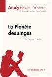 Antoine Baudot et Kelly Carrein - La Planète des singes de Pierre Boulle (Analyse de l'œuvre) - Comprendre la littérature avec lePetitLittéraire.fr.