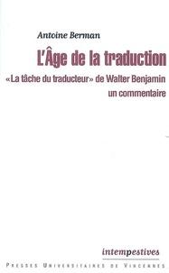 Histoiresdenlire.be L'Age de la traduction -