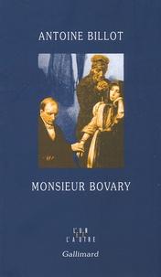 Antoine Billot - Monsieur Bovary.
