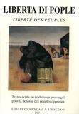 Antoine-Blaise Crousillat - Liberté des peuples - Edition bilingue français-provençal.