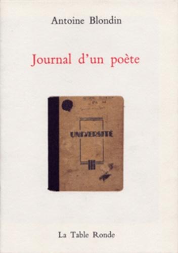 Antoine Blondin - Mon journal.