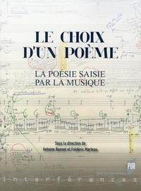 Le choix dun poème - La poésie saisie par la musique.pdf