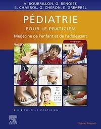 Antoine Bourrillon et Grégoire Benoist - Pédiatrie - Médecine de l'enfant et de l'adolescent.