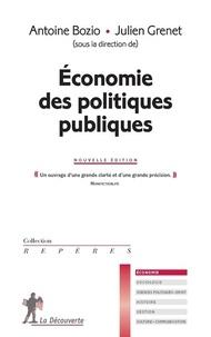 Antoine Bozio et Julien Grenet - Economie des politiques publiques.