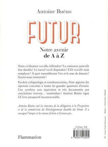 Futur. Notre avenir de A à Z