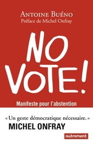 Satt2018.fr No vote! - Manifeste pour l'abstention Image