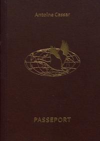 Antoine Cassar - Passeport.
