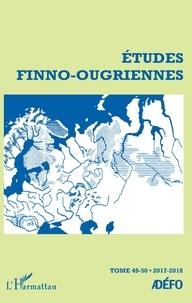 Téléchargeur de livres en ligne google Études Finno-Ougriennes  - 2017-2018