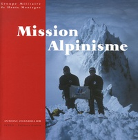 Antoine Chandellier - Mission Alpinisme.