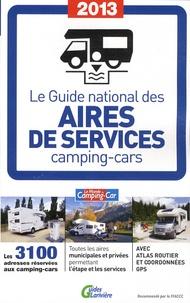 Antoine Chapenoire - Le guide national des aires de services camping-cars.