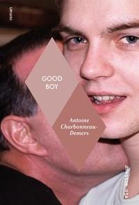 Antoine Charbonneau-Demers - Good boy.