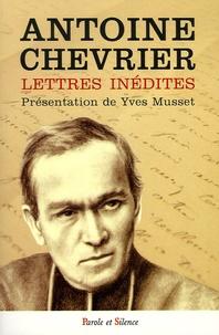 Deedr.fr Le Père Chevrier - Fondateur du Prado à travers sa correspondance Image
