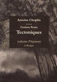Antoine Choplin - Tectoniques.