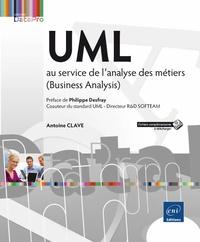 Antoine Clave - UML au service de l'analyse des métiers (Business Analysis).