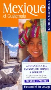 Antoine Colombin - Mexique et Guatemala.