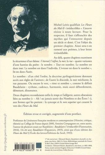 Baudelaire devant l'innombrable 2e édition revue et corrigée