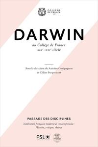 Télécharger la vue complète google books Darwin au Collège de France