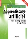 Antoine Cornuéjols et Laurent Miclet - Apprentissage artificiel - Deep learning, concepts et algorithmes.