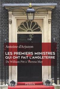 Feriasdhiver.fr Les premiers ministres qui ont fait l'Angleterre - De William Pitt à Theresa May Image