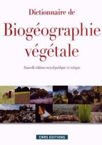 Dictionnaire de biogéographie végétale - Nouvelle édition encyclopédique et critique.pdf