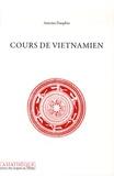Antoine Dauphin - Cours de viétnamien.