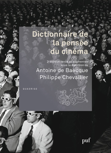 Dictionnaire de la pensée du cinéma 2e édition revue et augmentée