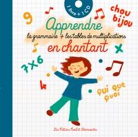 Lesmouchescestlouche.fr Apprendre la grammaire + les tables de multiplication en chantant Image