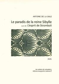 Le paradis de la reine Sibylle - Suivi de Lesprit de Stromboli.pdf