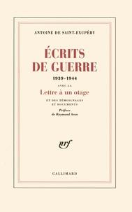 Blackclover.fr Ecrits de Guerre (1939-1944) - Contient