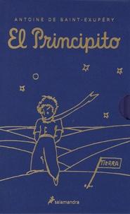 Antoine de Saint-Exupéry - El Principito - Con las acuarelas originales del autor.