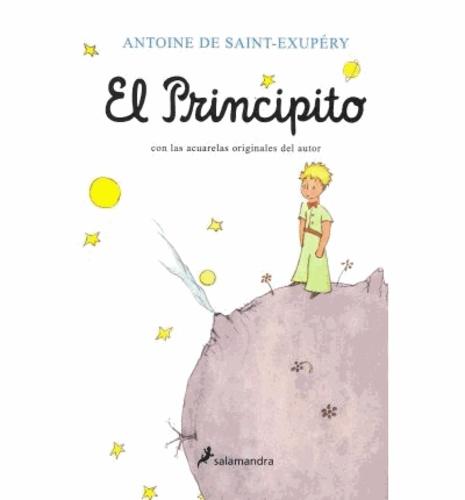Antoine de Saint-Exupéry - El Principito.