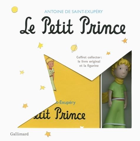 Le Petit Prince Coffret Collector Livre Original Figurine