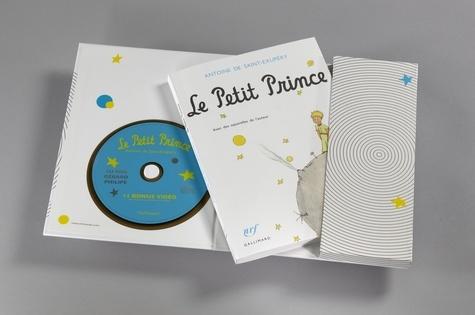 Le Petit Prince  avec 1 DVD + 1 CD audio