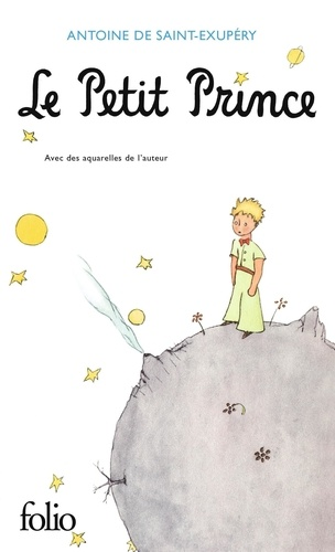 Le Petit Prince - Antoine de Saint-Exupéry - Format PDF - 9782072431265 - 6,49 €