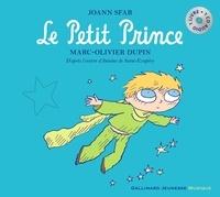 Antoine de Saint-Exupéry et Joann Sfar - Le Petit Prince. 1 CD audio