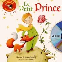 Antoine de Saint-Exupéry - Le Petit Prince. 1 CD audio