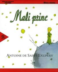 Antoine de Saint-Exupéry - Mali princ - Le Petit Prince, édition en croate.