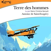 Antoine de Saint-Exupéry et Marie-Christine Barrault - Terre des hommes.