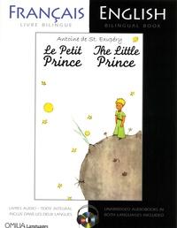 Antoine de Saint-Exupéry - The Little Prince. 1 CD audio MP3