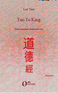 Tao te king - Texte français dAntoine de Vial.pdf