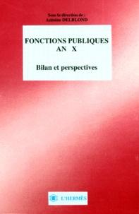 FONCTIONS PUBLIQUES AN X. Bilan et perspectives.pdf